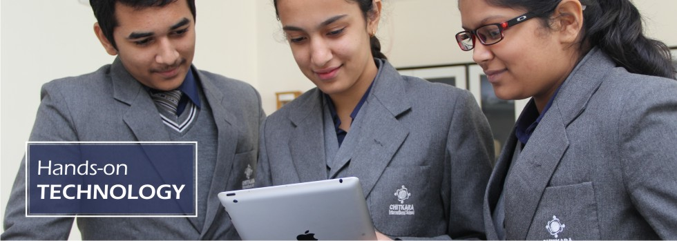 Top ten schools in Chandigarh