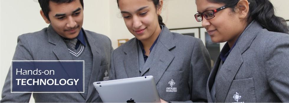Top ten schools in Chandigarh