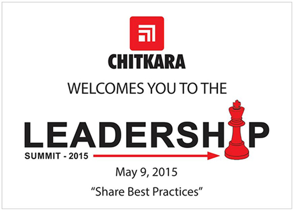 Chitkara-Leadership-Summit-2015