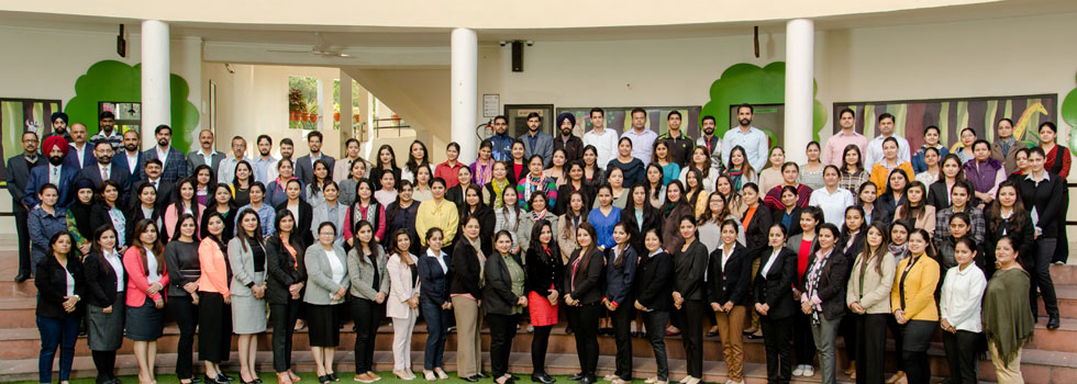 Team of Chitkara International School